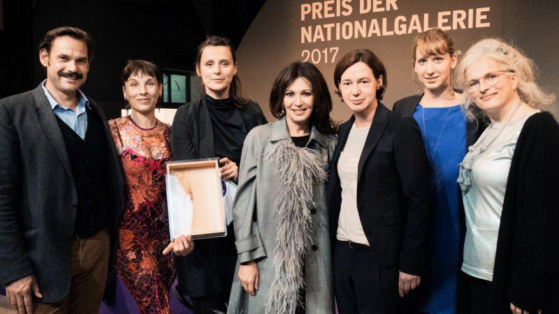 Alexander Beyer, Meret Becker, Sandra Wollner, Iris Berben, Anne Leppin, Jule Bartram, Claudia Loewe / Deutsche Filmakademie