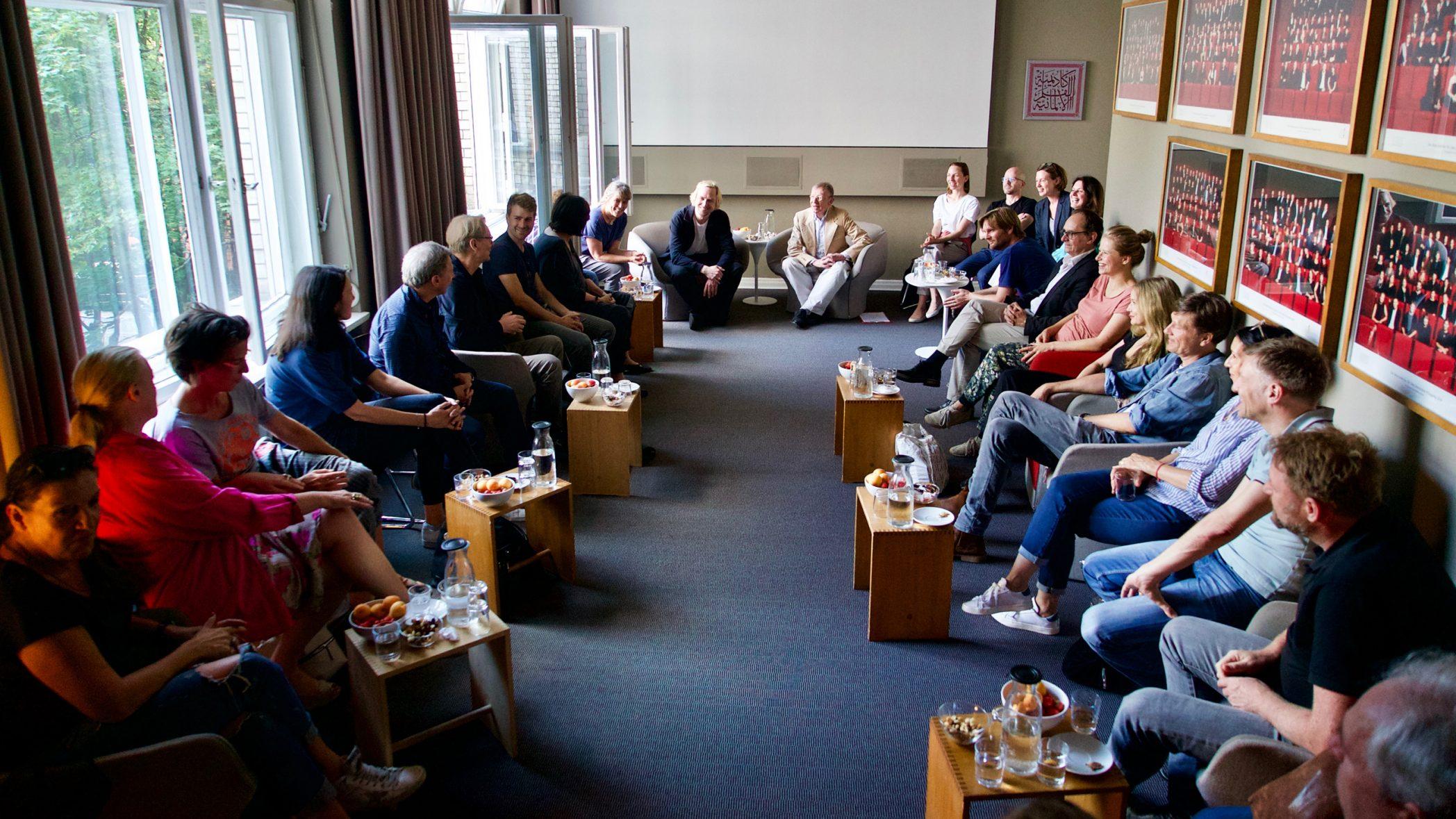 Werkstattgespräch Deutsche Filmakademie