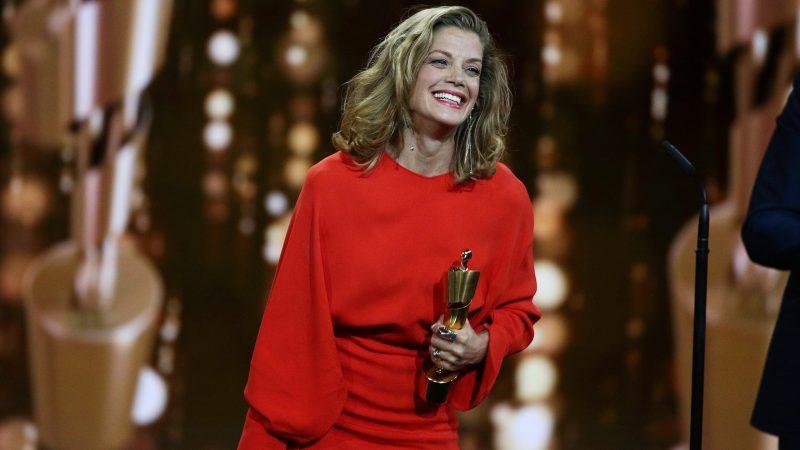 Marie Bäumer Deutscher Fimpreis 2018 Preisverleihung