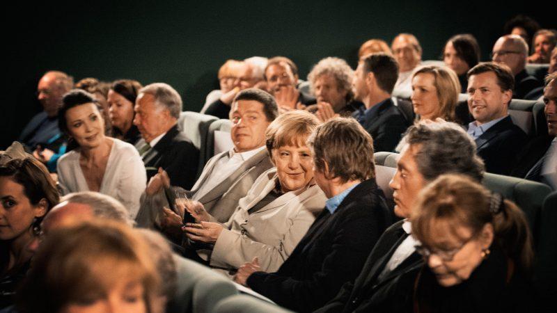 MEIN FILM mit Angela Merkel (2013) Deutsche Filmakademie