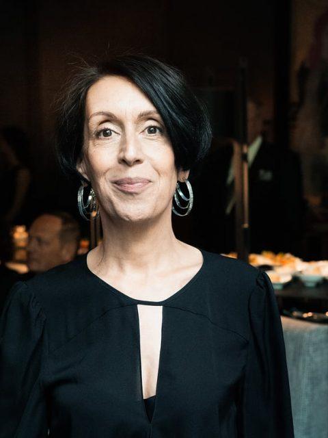 Profilbild von Gioia Raspé