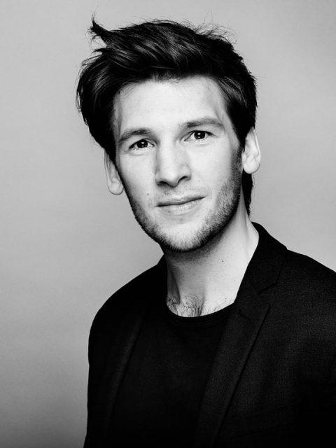 Profilbild von Damian Scholl