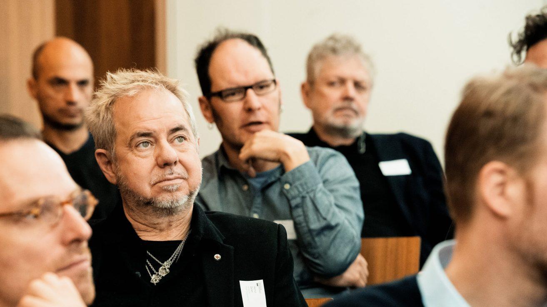 Helmut Zertlett / © Florian Liedel · Deutsche Filmakademie