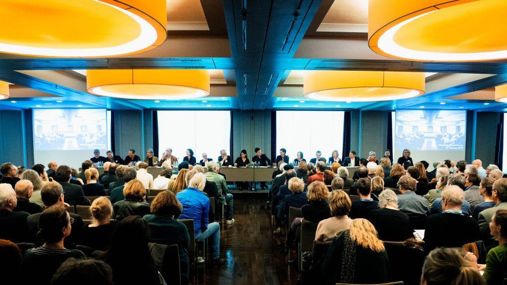 Mitgliederversammlung der Filmakademie • © Florian Liedel / Deutsche Filmakademie