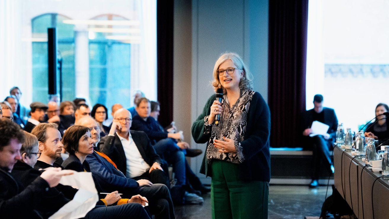 Claudia Lowe / © Florian Liedel · Deutsche Filmakademie