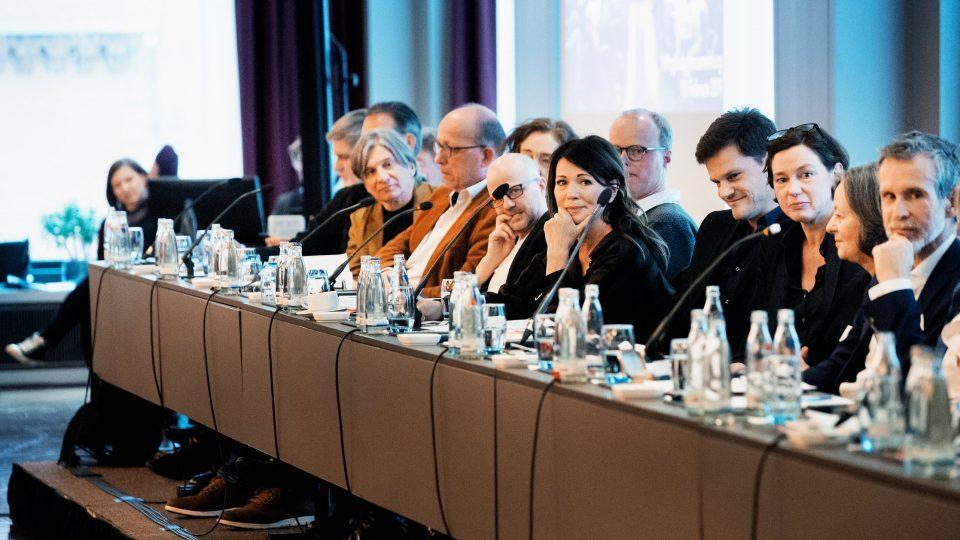 Der Vorstand der Deutschen Filmakademie / © Florian Liedel · Deutsche Filmakademie
