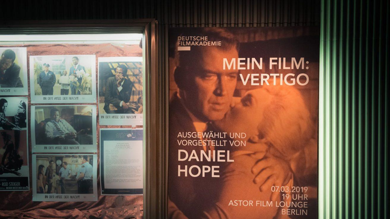 Im Astor Lounge · © Florian Liedel / Deutsche Filmakademie