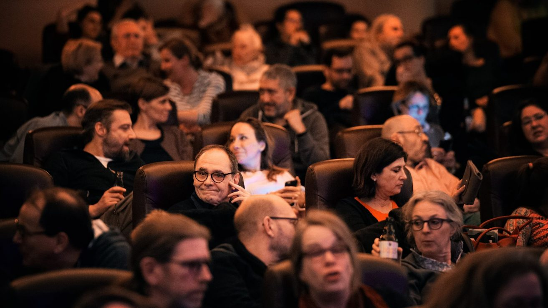 Im Astor Film Lounge · © Florian Liedel / Deutsche Filmakademie