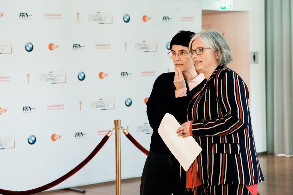 Lisy Christl und Claudia Loewe
