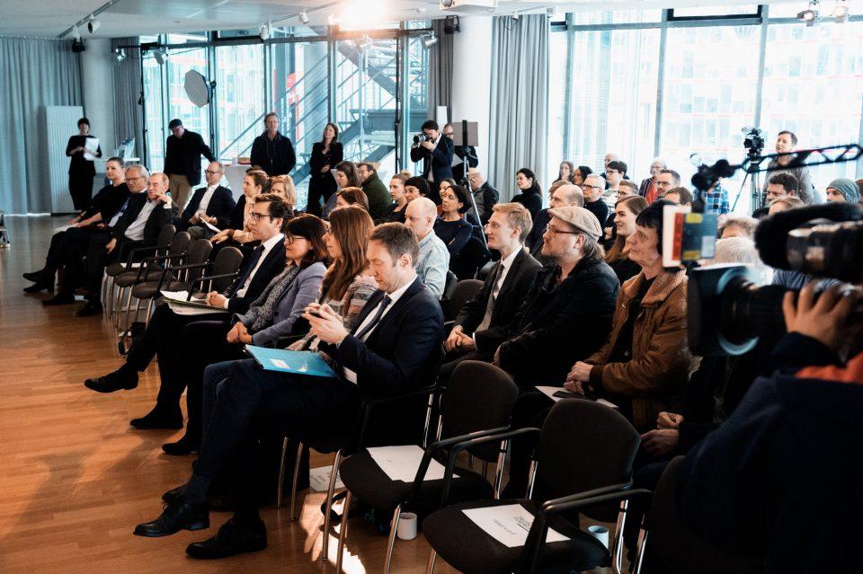 Das Publikum im Saal