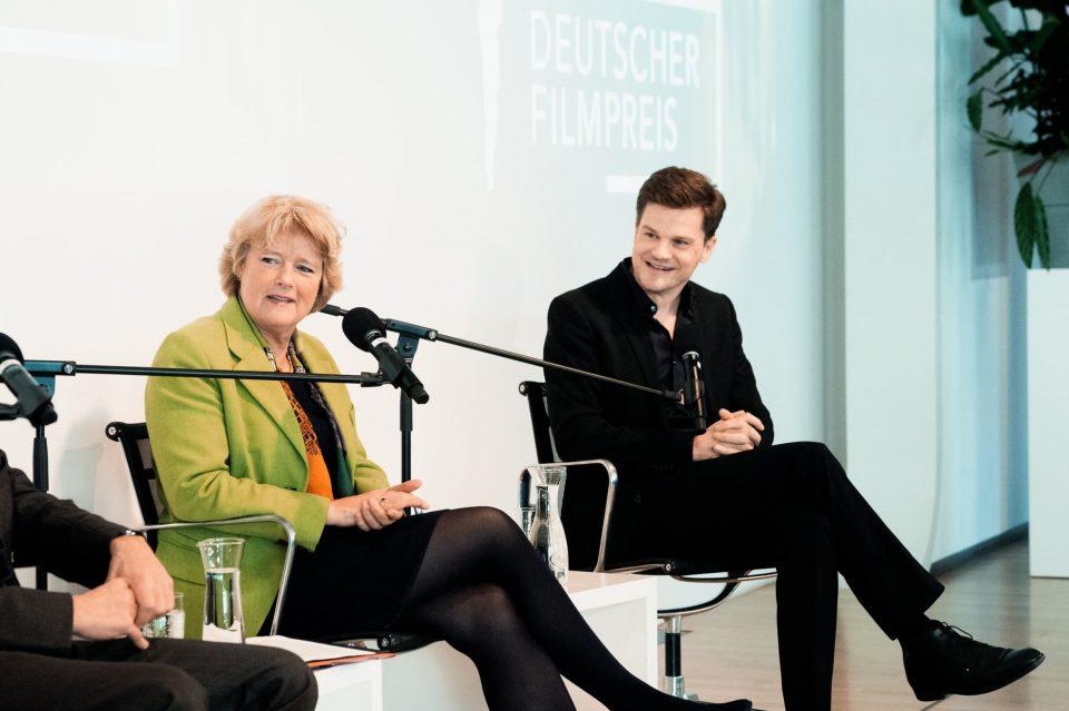 Monika Grütters und Benjamin Herrmann