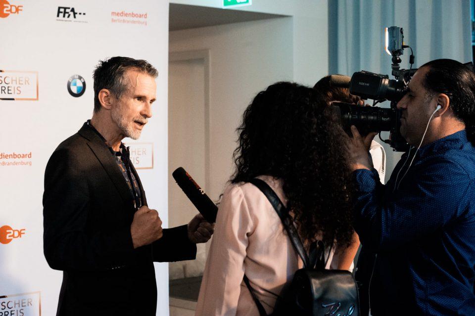 Filmakademie-Präsident Ulrich Matthes im Interview