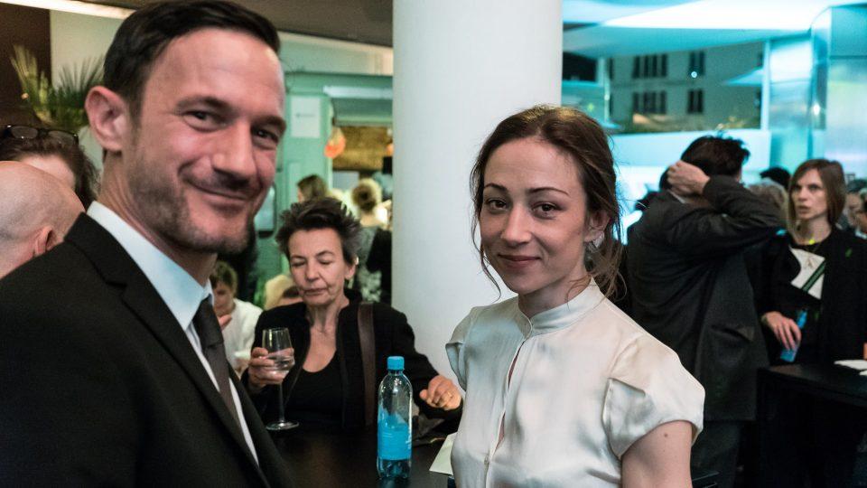 Aenne Schwarz, nominiert für beste weibliche Hauptrolle · © Mattia Tezzele / Deutsche Filmakademie e.V.