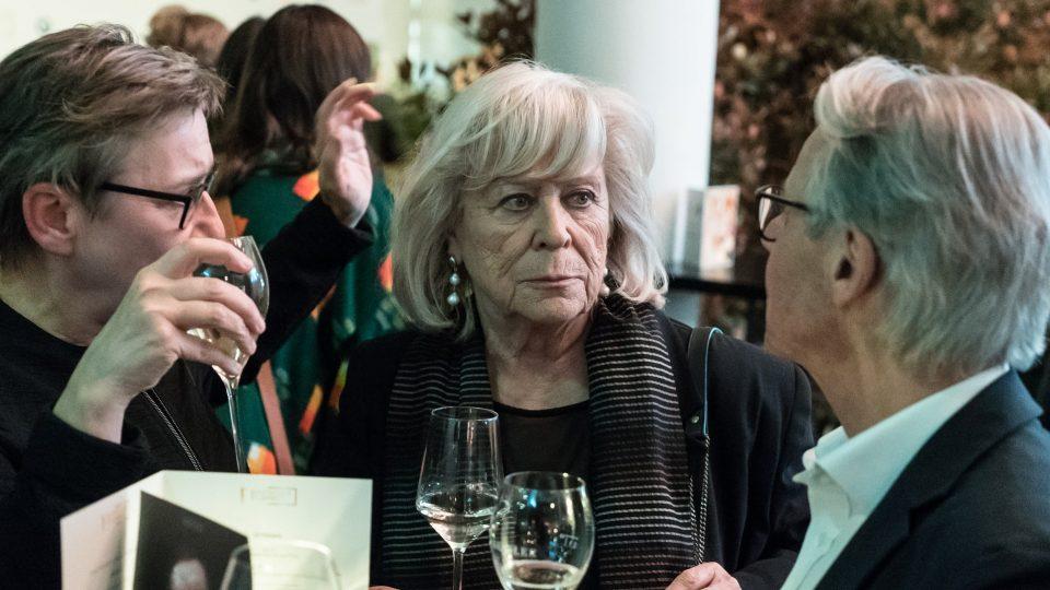 Margarethe von Trotta im Gespräch · © Mattia Tezzele / Deutsche Filmakademie e.V.
