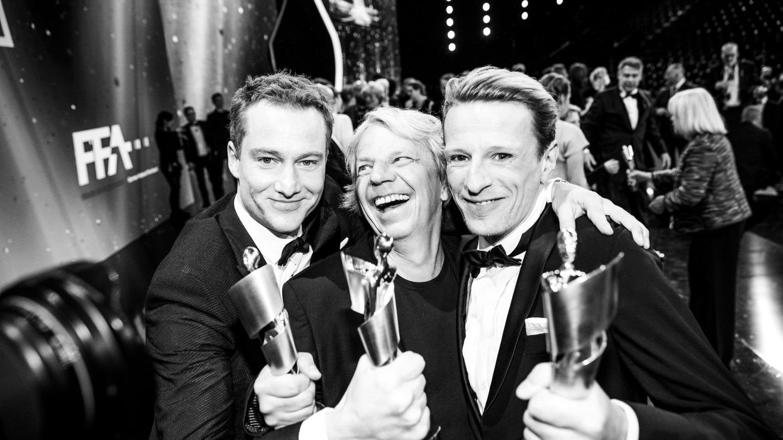 2019 Alexander Fehling, Andreas Dresen, Alexander Scheer Gewinner