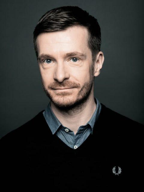 Profilbild von Paul Salisbury