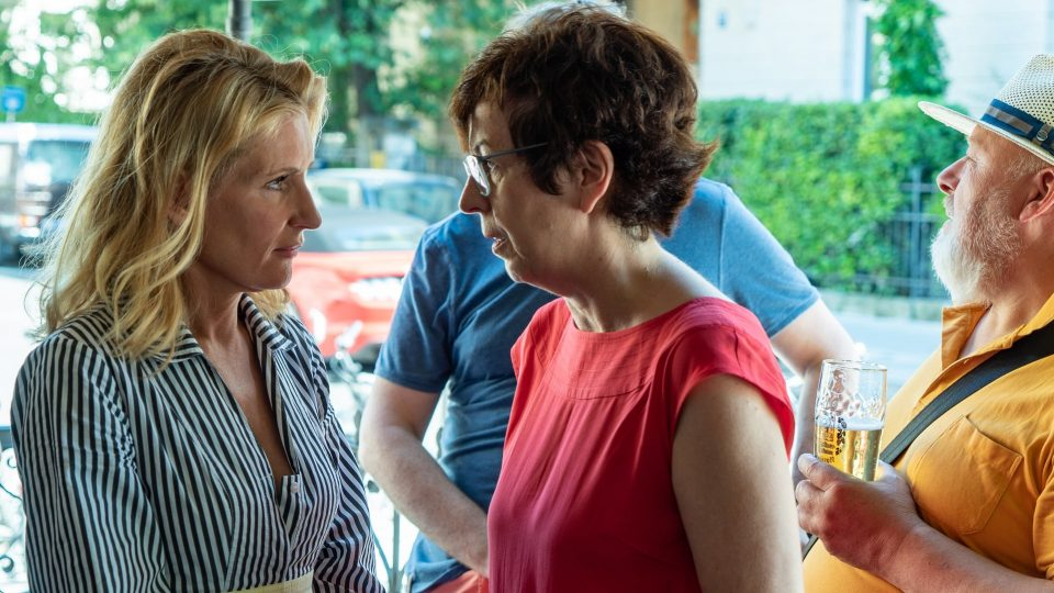 Maria Furtwängler und Maria Köpf