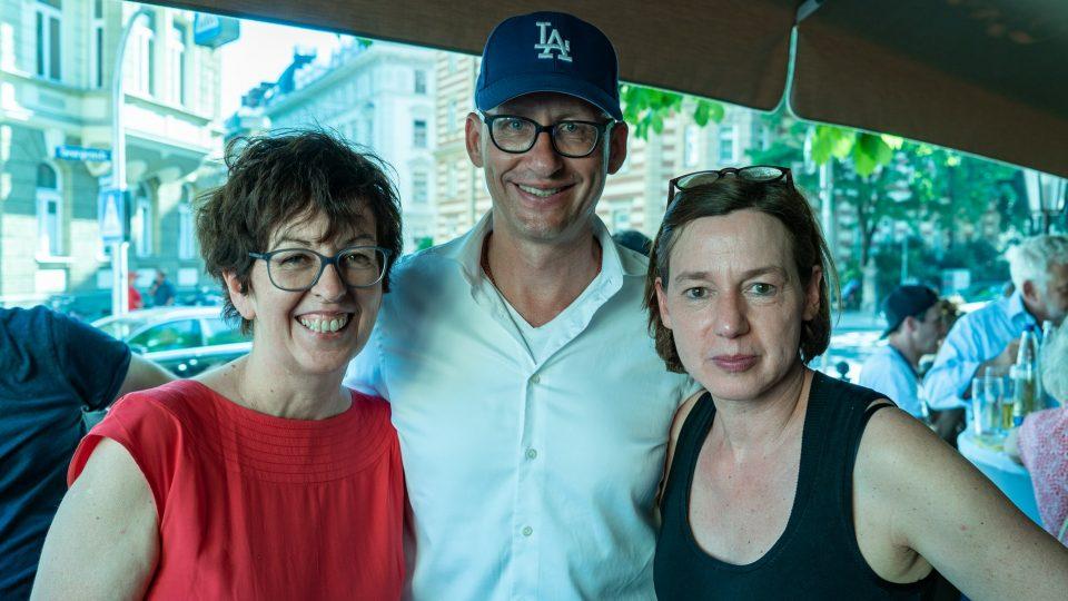 Maria Köpf, Frank Kusche, Anne Leppin