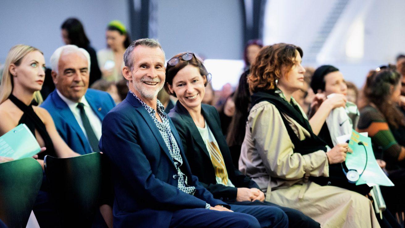 Ulrich Matthes mit Anne Leppin