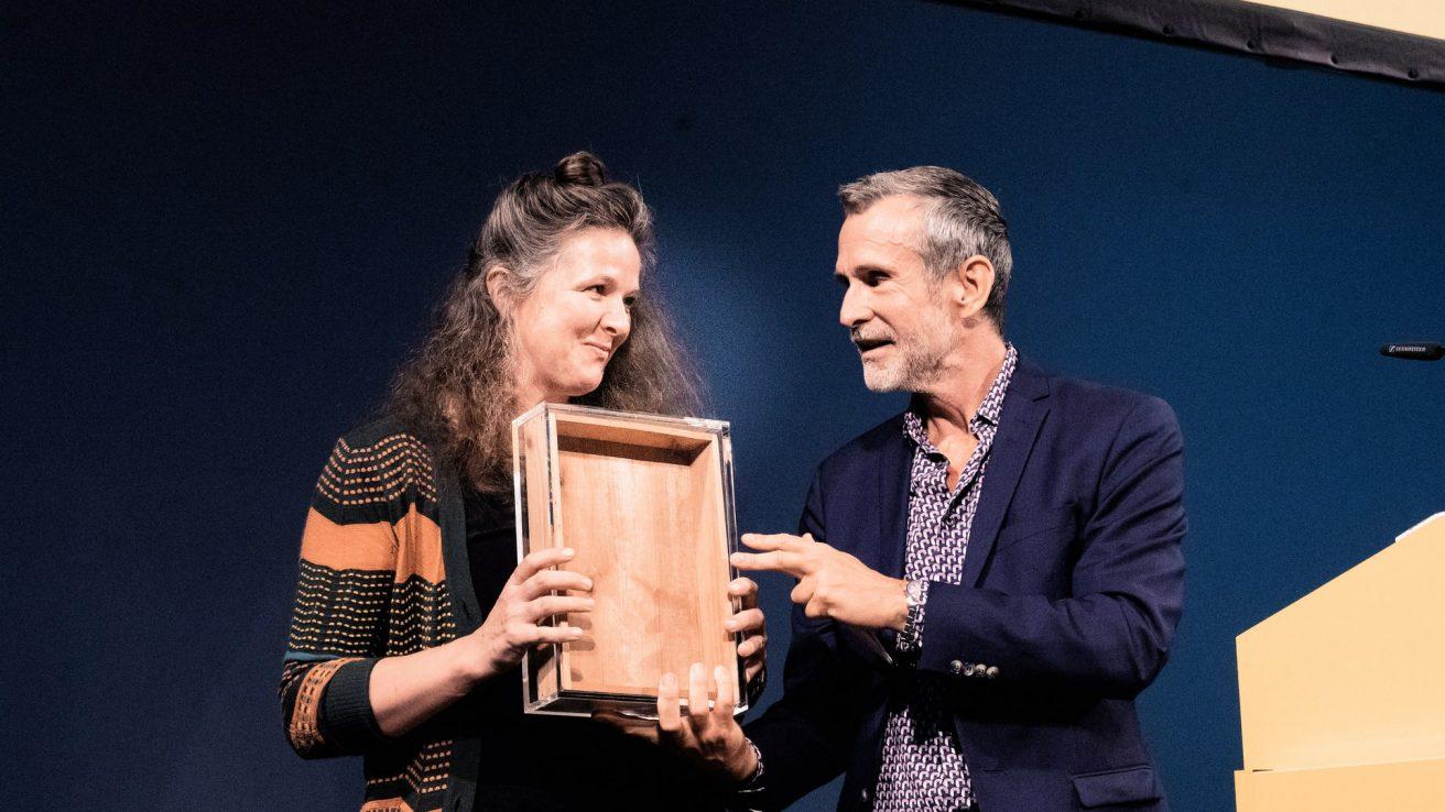 Ulrich Matthes und Lucia Margarita Bauer