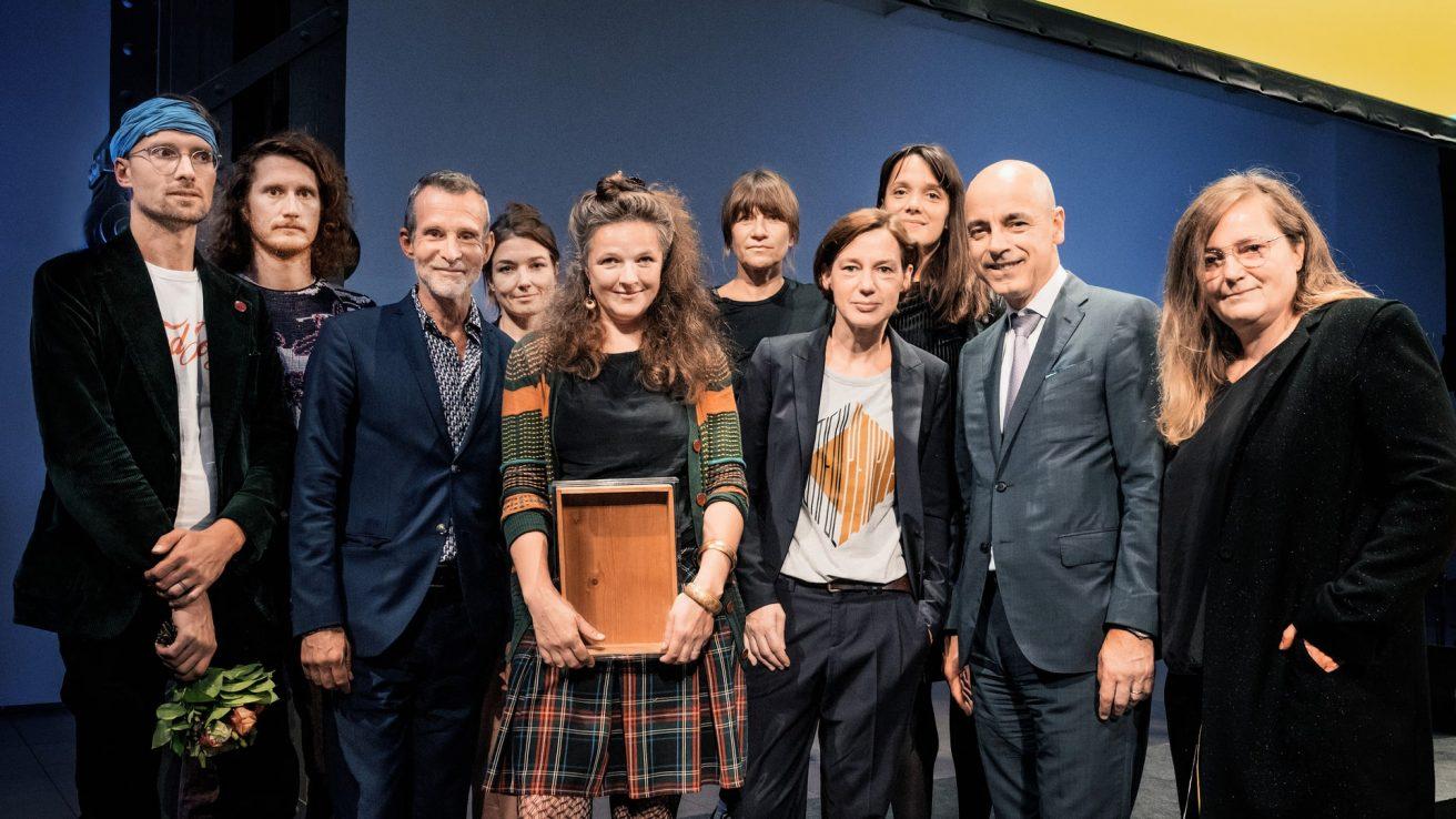 Nominierte und Jury · © Florian Liedel · Deutsche Filmakademie