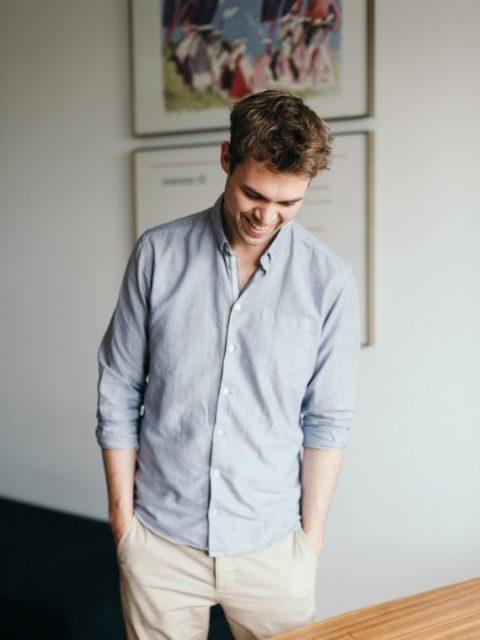 Profilbild von Constantin Lieb