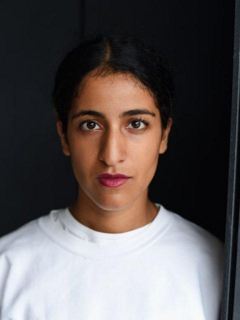 Profilbild von Banafshe Hourmazdi