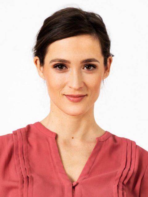 Profilbild von Friederike Becht