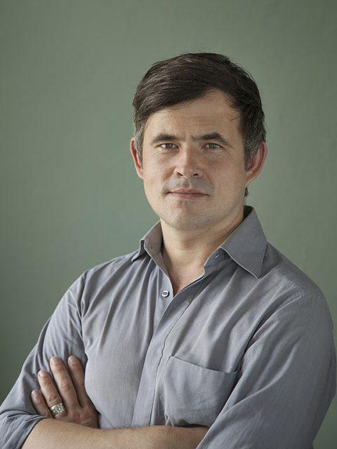 Profilbild von Oliver Haffner