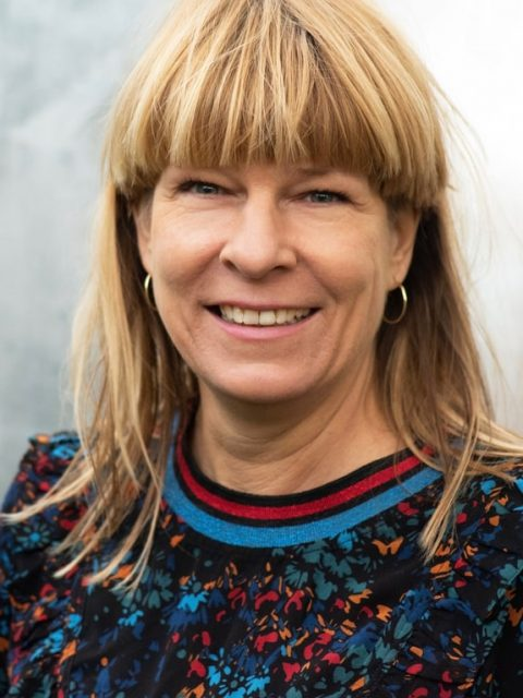 Profilbild von Stefanie Gredig
