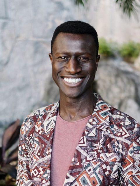 Profilbild von Welket Bungué