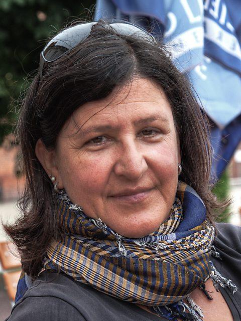 Profilbild von Annette Muff