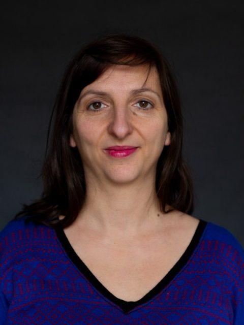 Profilbild von Ira Tondowski