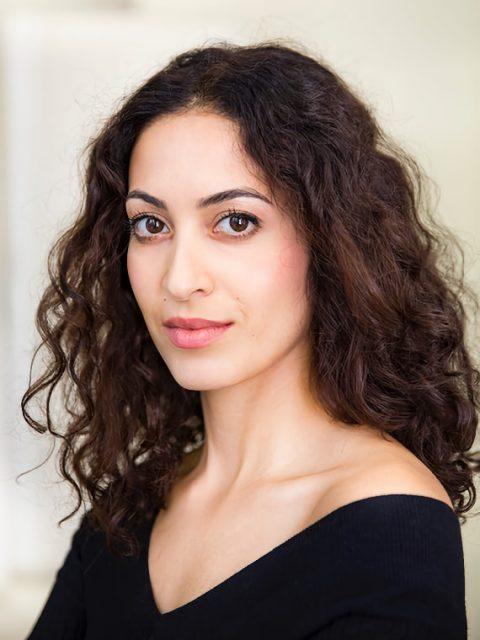 Profilbild von Sabrina Amali