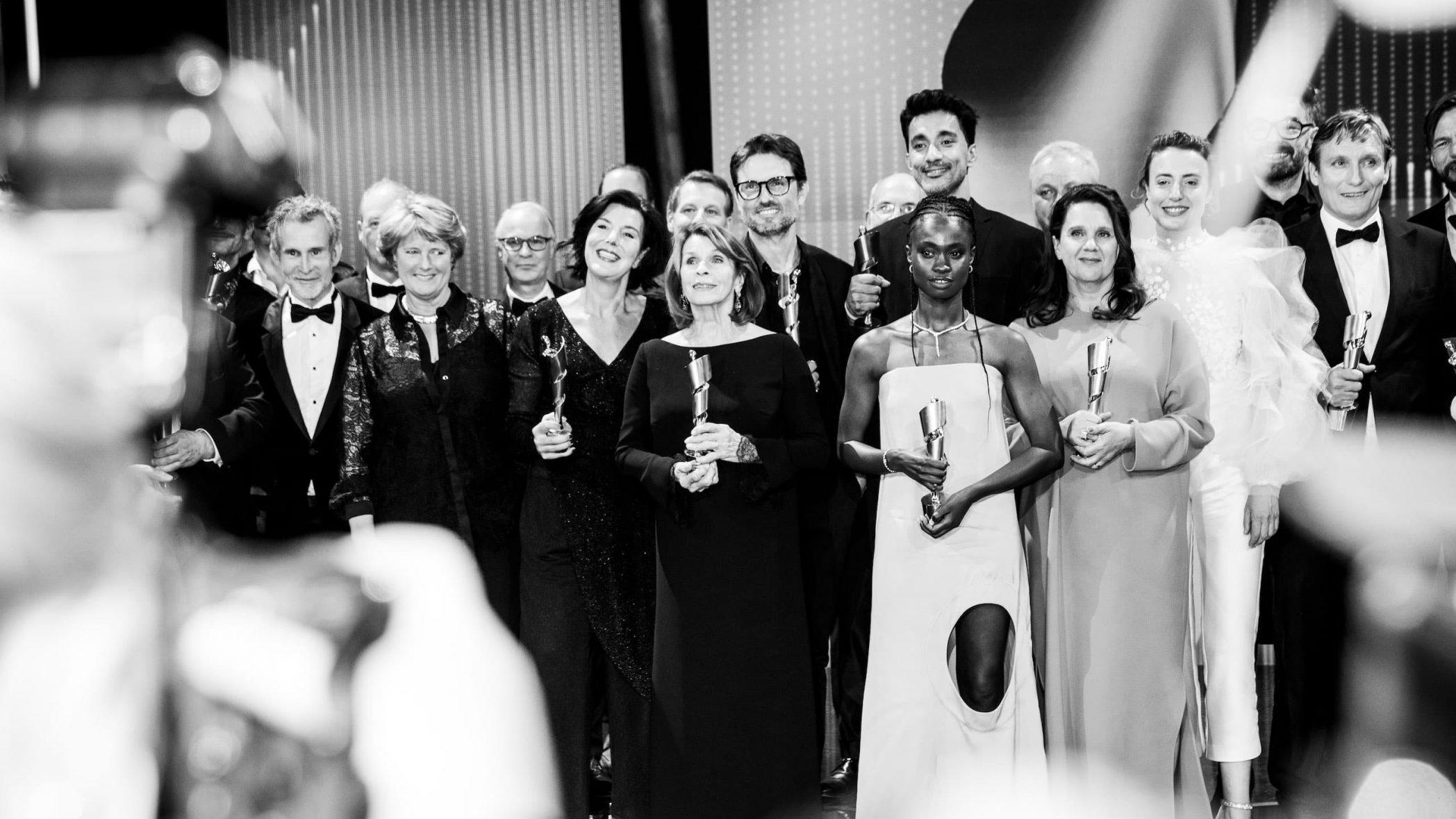 Bühne, Filmpreis, 2021, Saal, Preisträger, Gewinner
