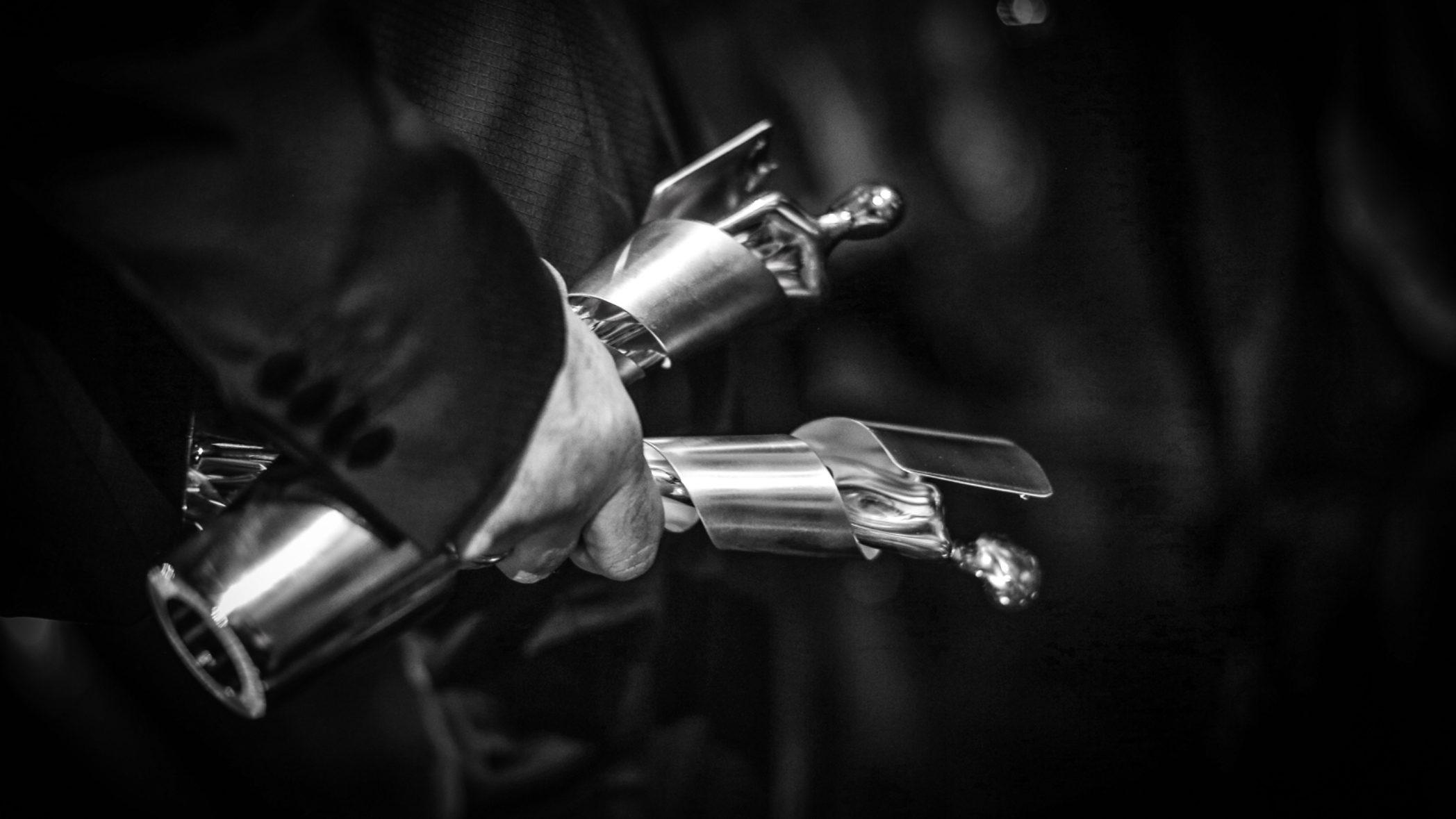 Feature / Lola / Atmosphäre bei der Verleihung der Lola - Deutscher Filmpreis 2018 im Palais am Funkturm in Berlin Copyright: Eventpress Golejewski ( Deutsche Filmakademie e.V. ) Datum 27.04.2018